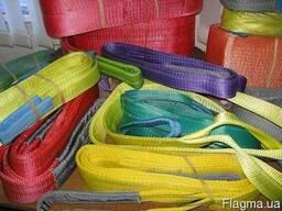 Строп текстильный петлевой 6т 1-20м