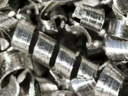 Стружка стальная дроблёная (вид 22 и 23 ДСТУ 4121-2002)