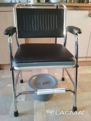 Кресло-стул-туалет(новый)для инвалидов крісло стілець