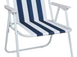 Стул раскладной кресло пляжное
