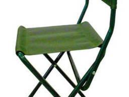 Стул складной Ranger Desna RA 4405 Темно-зеленый (008574)