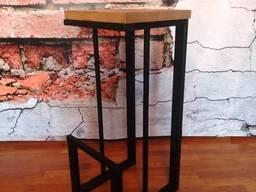 Стулья и столы в стиле Лофт