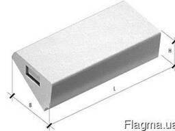 Ступени бетонные ЛС 12.17-1 576 разм.1200х290х168мм