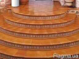 Ступени для лестниц керамические купить в Донецке