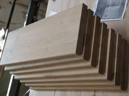 Ступени для лестницы - материал Дуб Ясеня