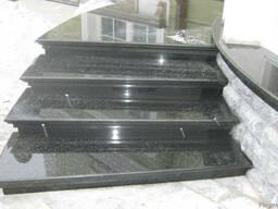 Ступени гранитные (ступени из гранита) - фото 1