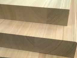 Ступени, комплектующие для лестницы из ясеня, бука и дуба от производителя