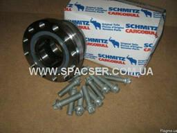Ступица колеса на SAF SKRB9019/9022 с болтами