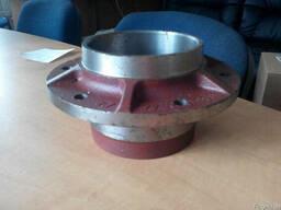 Ступица нижняя тарелки косилки роторной Z-0.69 1,65 м Wirax