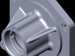 Ступица опорно-приводного колеса сеялки сз-3. 6 Н 080. 11. 001