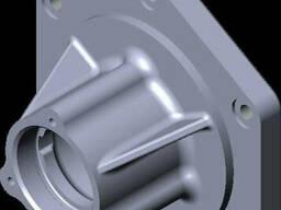 Ступица опорно-приводного колеса сеялки сз-3. 6 Н