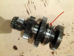 Ступица синхронизатора 43353-24300 на Hyundai Tucson 04-11 (