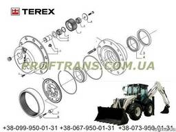 Ступица TEREX 970 терекс сателлит ступицы, бортовой редуктор