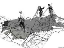 Створення топографічних планів