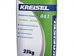 Стяжка цементная Крайзель (Kreisel) 441, 25 кг