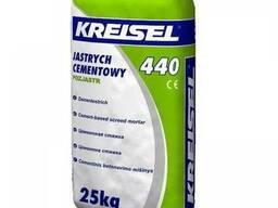 """Стяжка цементная """"Kreisel 440 """" 25 кг, купить"""