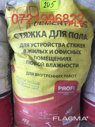 Стяжка для пола 25 кг CEMENTPLUS