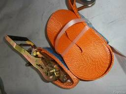 Стяжний ремінь для кріплення вантажу Craft, 10 м, 2000 кг