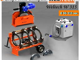 Стыковой Сварочный Аппарат Weltech W 315