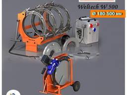 Стыковой Сварочный Аппарат Weltech W 500