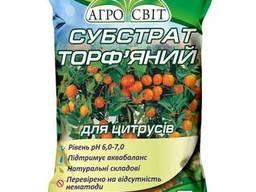 Субстрат торф'яний для цитрусів: 7л