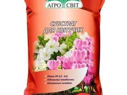 Субстрат торф'яний для квітучих: 5л