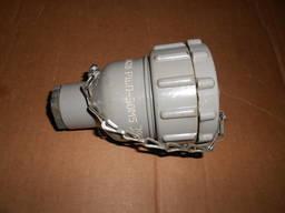 Судовая вилка штепсельного разъема РШП-3 ОМ5, 380В