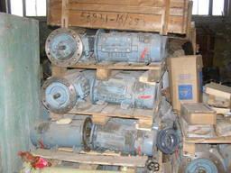 Электродвигатели МАП