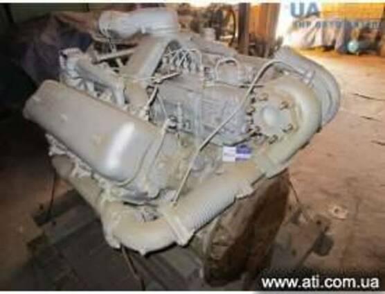 Судовые двигатели ЯМЗ-236М2 (ОАО «Богородский машзавод»)