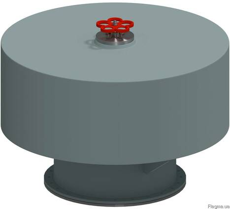 Судовые вентголовки грибковидные запорные Ду80-Ду450