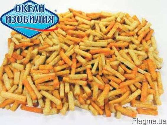 Сухарь пшеничные в ассортименте