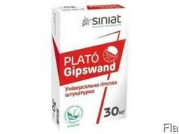 Сухая гипсовая штукатурка Plato Gipswand