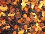 Сухофркты , компотная смесь 3 в 1 (груша. слива, яблоко) - фото 1