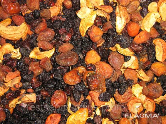 Сухофркты , компотная смесь 3 в 1 (груша. слива, яблоко)