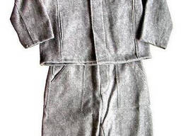 Суконый костюм металурга