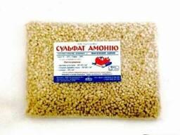 """Сульфат аммония гранулированный бор 1кг """"ОВИ"""" N-21%, S-24%"""