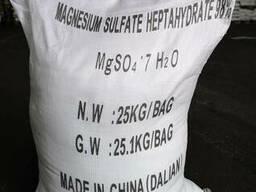 Сульфат Магния 25 кг Китай