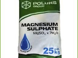 Сульфат магния кристалический 16-32 Китай, Польша, Турция