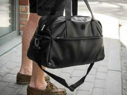 Сумка кожаная Philipp Plein Ghost дорожные и городские сумки
