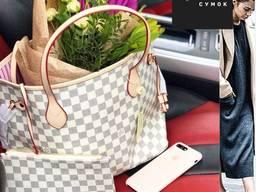 Сумка луї віттон біла модні жіночі сумки через плече