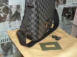 Сумка мужская Louis Vuitton кожа, Франция - фото 3