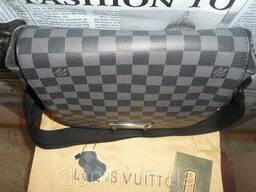 Сумка мужская Louis Vuitton кожа, Франция - фото 4
