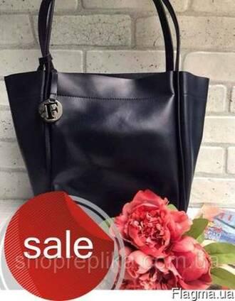 Сумка натуральная кожа ss258466 кожаные сумки графит, чёрный