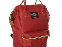 Сумка-рюкзак MK 2868, красный