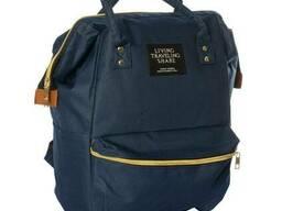 Сумка-рюкзак MK 2868, синий