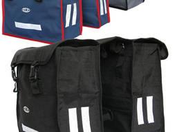 Сумка-штаны велосипедная для багажника, сумка-баул от RLB Ха