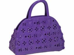 Сумочка детская в наборе 154OR (Фиолетовый)