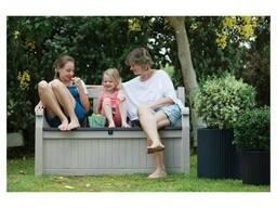 Сундук-скамейка Eden Garden Bench Allibert, Keter - фото 4