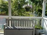 Сундук-скамейка Eden Garden Bench Allibert, Keter - фото 5