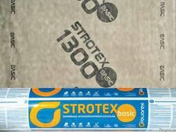 Супердиффузионная мембрана Strotex 1300 Basic ( Польша ).